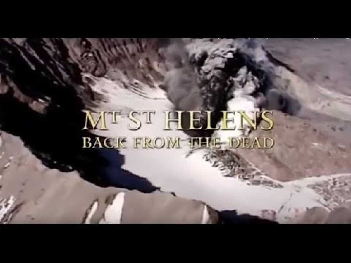 MOUNT ST. HELENS BACK FROM THE DEAD - NOVA DOCUMENTARY - History Discovery Life (full documentary)