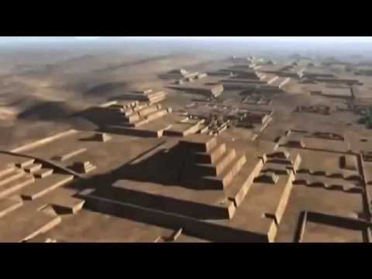 Mystery of the City of Ghosts : Documentary on Peru's Lost City (Complete Documentary)