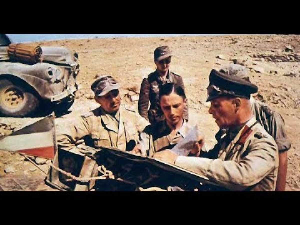 Biography Rommel - The Last Knight - Documentary