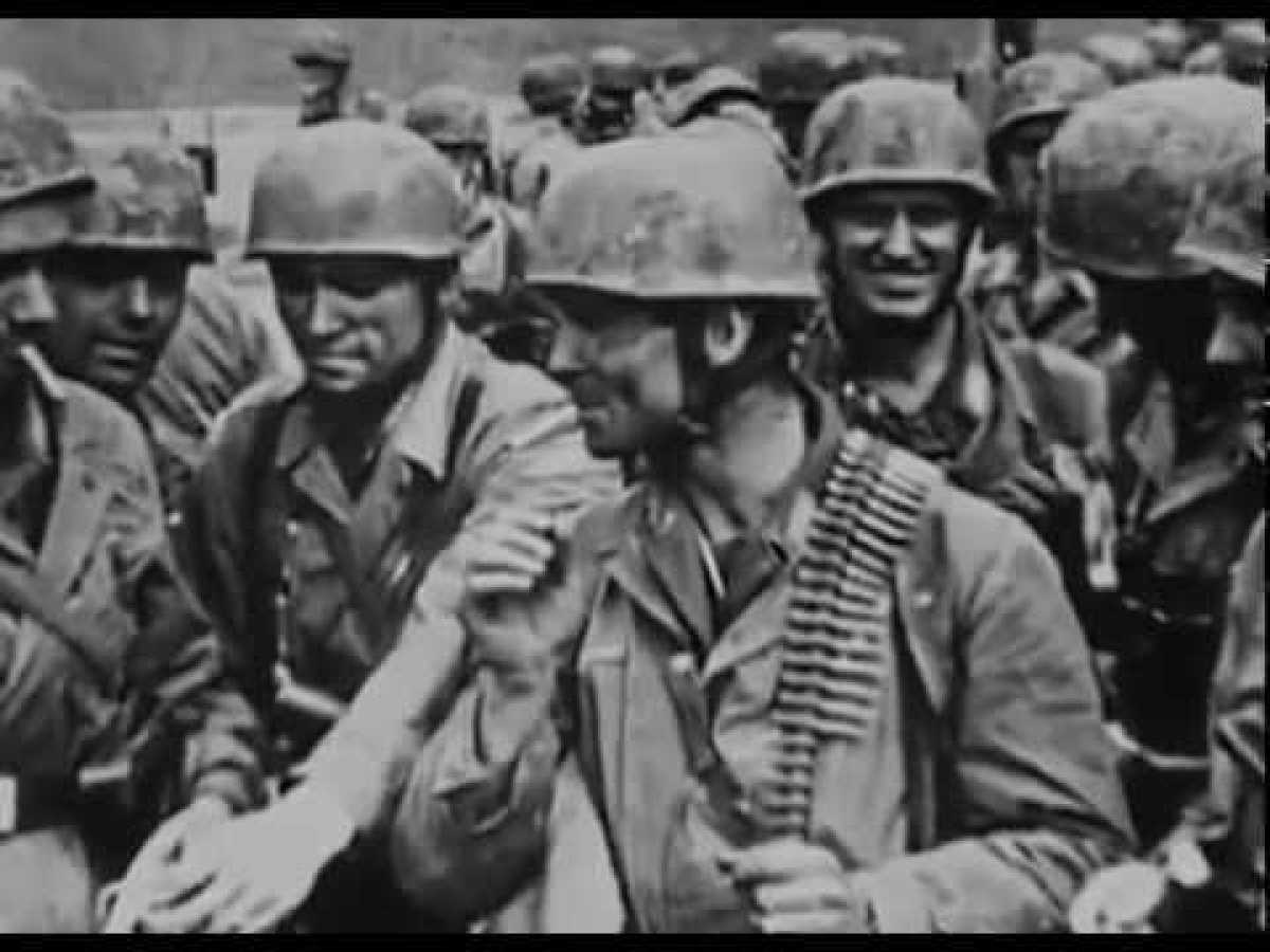 Secrets of Hitlers Special Forces - WWII Documentary