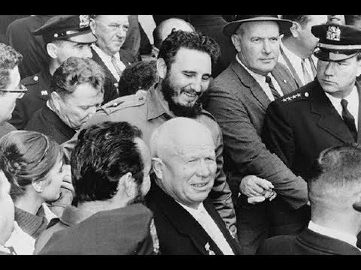 Cuban Missile Crisis Three Men Go to War Documentary