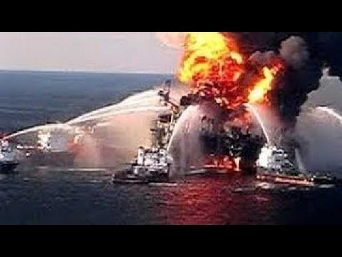 Disaster Seconds From Disaster The Deepwater Horizon Documentary