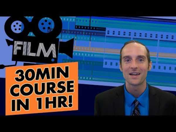 Film 30 Minute Video Classes in an Hour of Real Time!