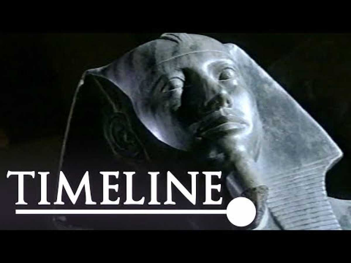 The Mystery of the Pharaoh's Stone: Egypt Detectives (Ancient Egypt Documentary) | Timeline