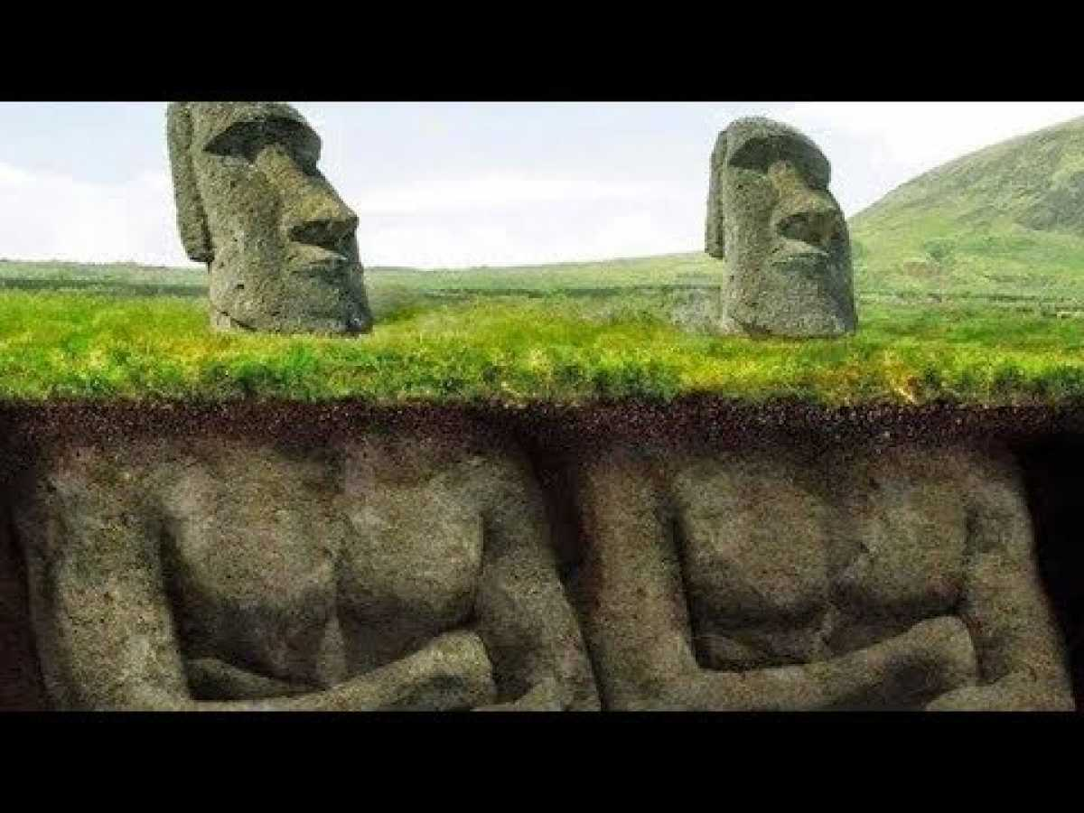 The Secret of Easter Island - Must Watch, National Geographic Documentary HD