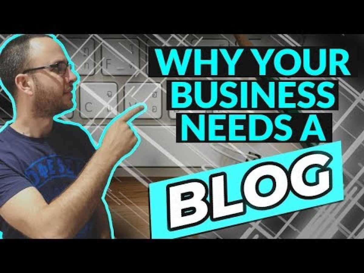Blogging for small business | Why your business NEEDS a blog