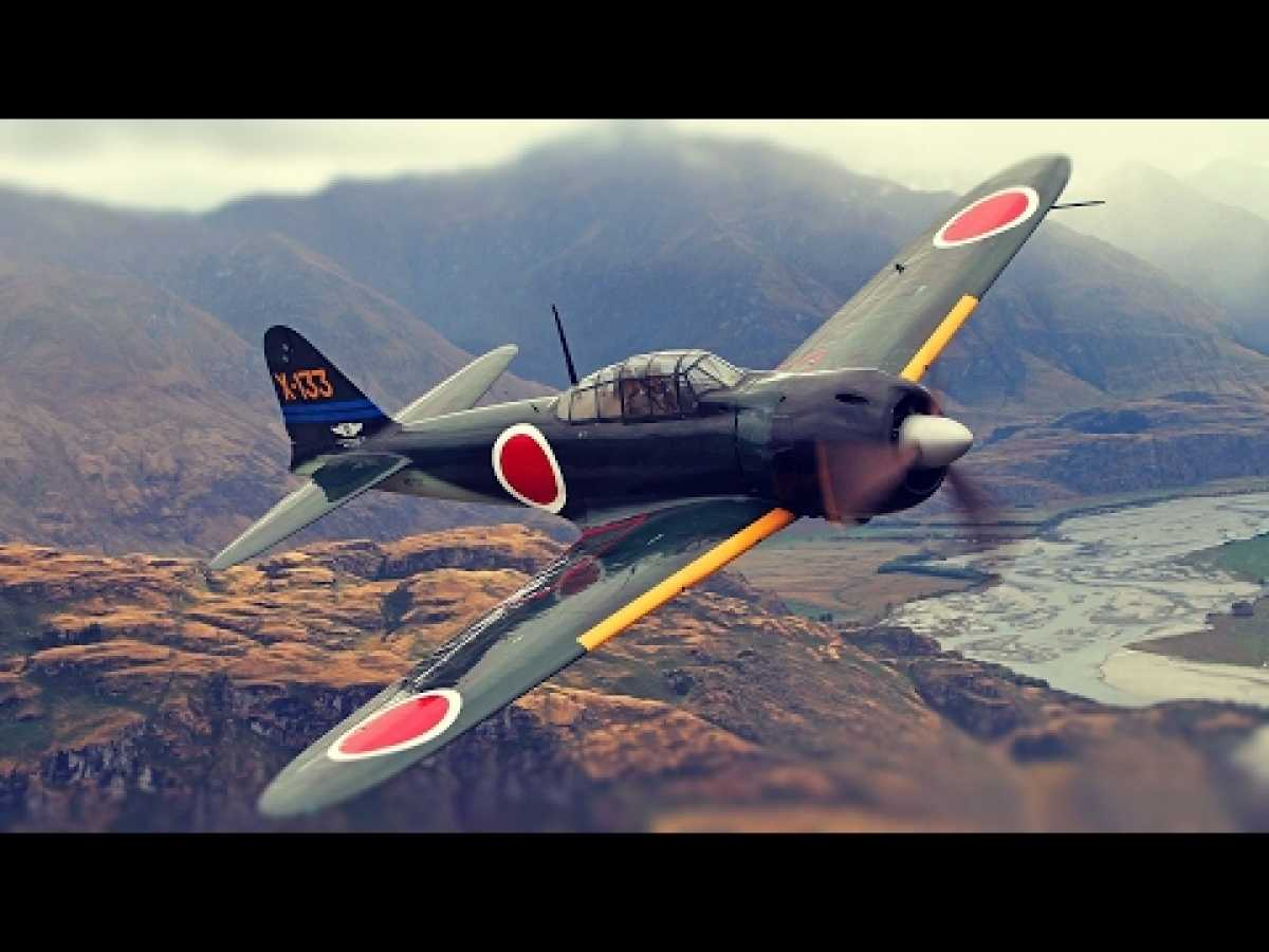 The Last Zero (ZEKE) - WWII Japanese Fighter Mitsubishi A6M