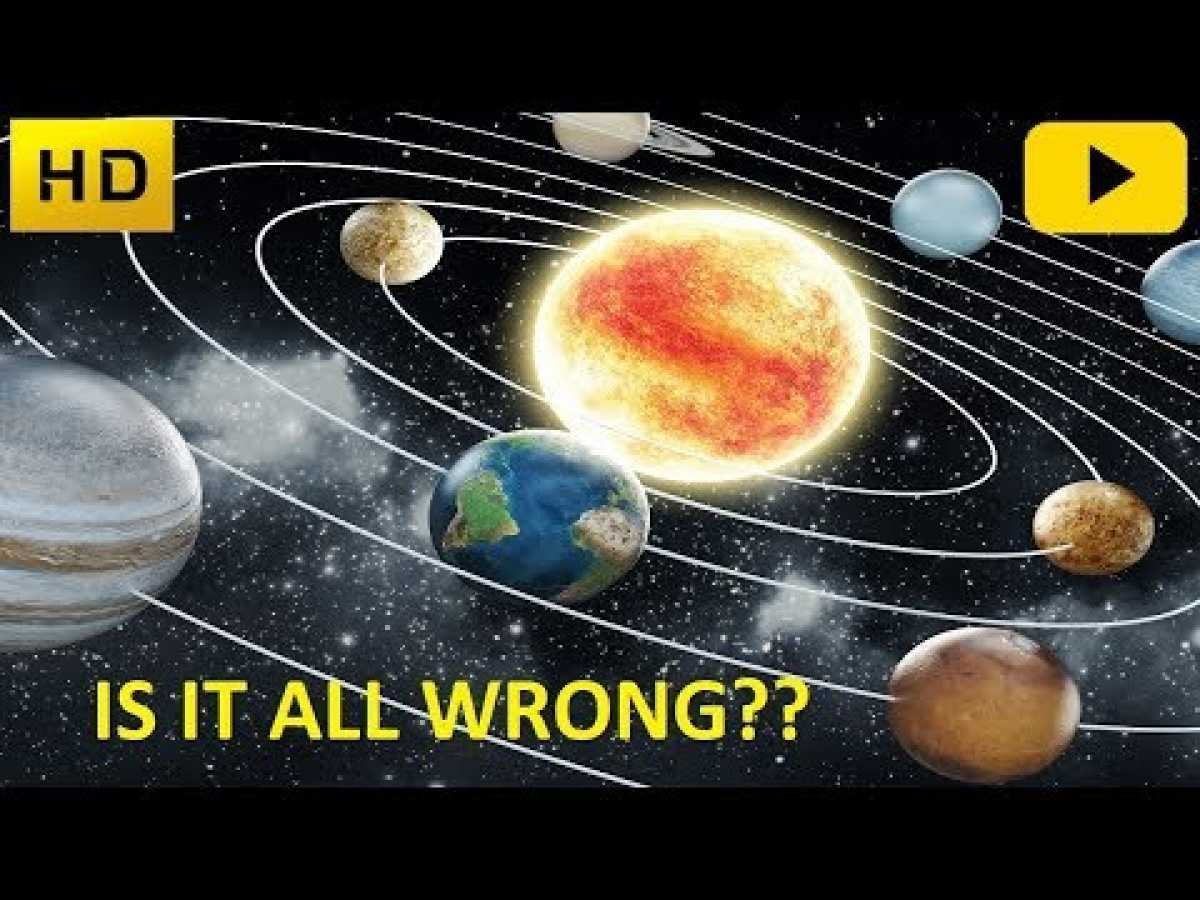 Solar System Documentary 2018 Everything You Were Taught is Wrong