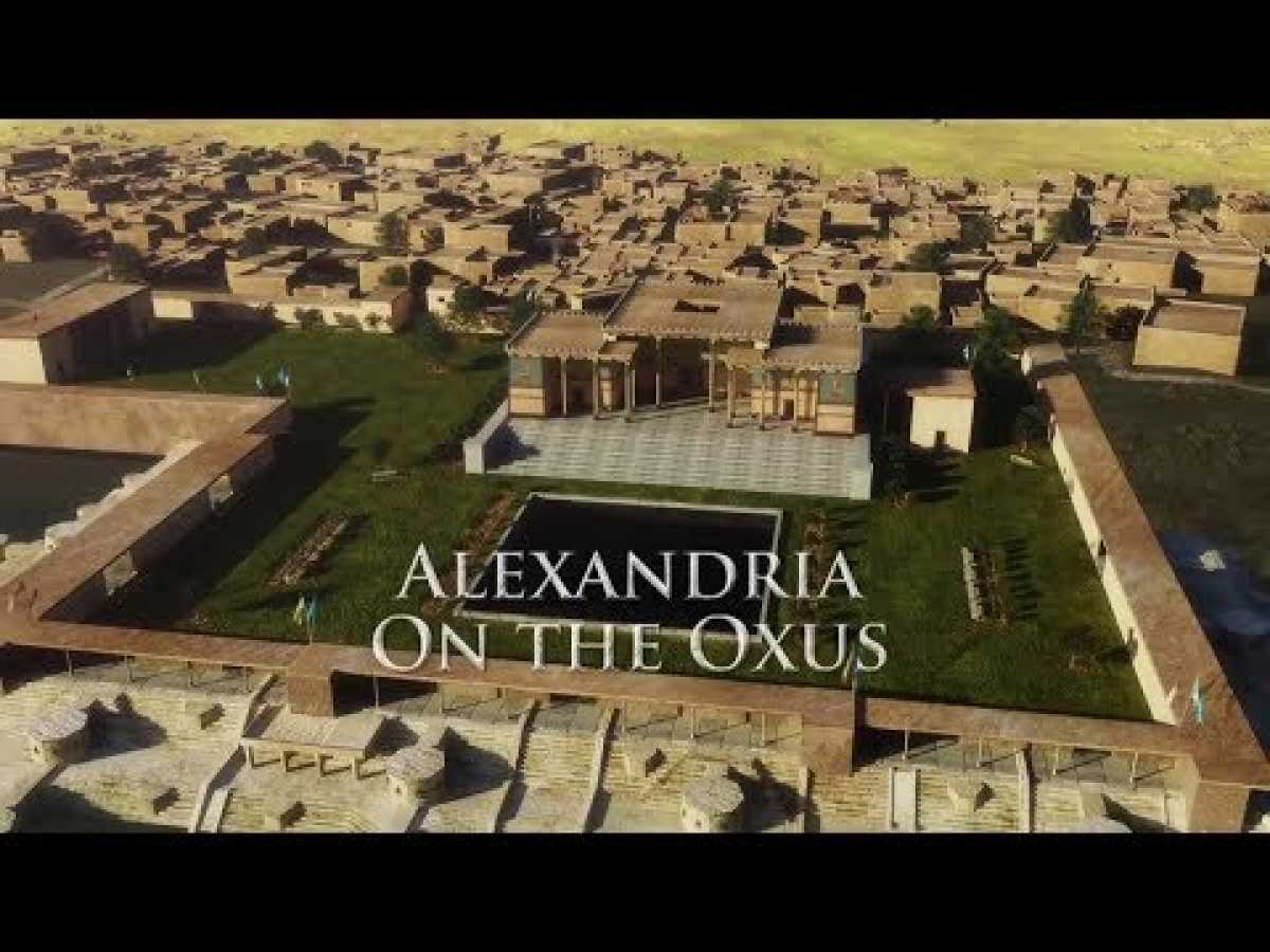 Alexanders Lost World Series Alexandria On The Oxus Documentary HD 3 of 6