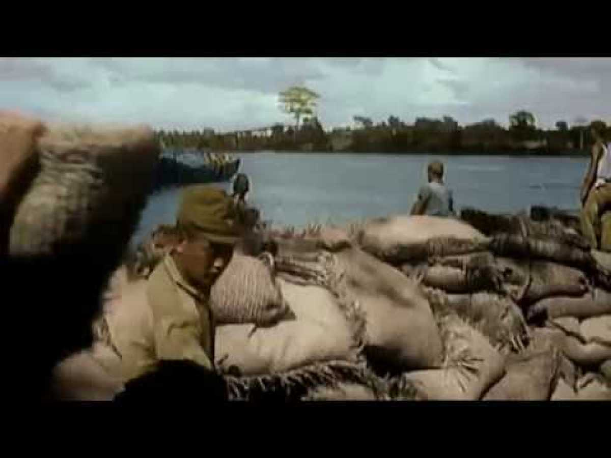 WWII - Battle of the Philippine Sea in Color 1944