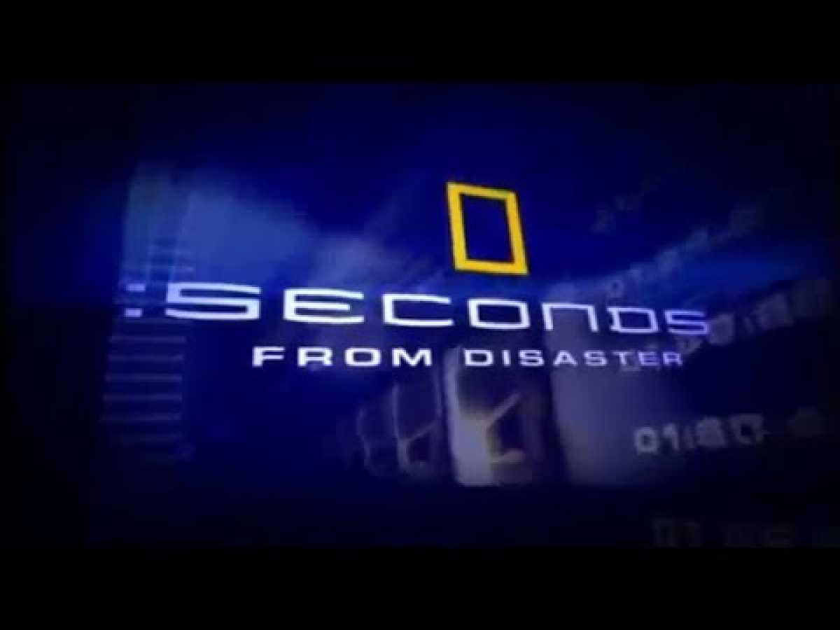 Seconds from Disaster: When the Volcano Blew