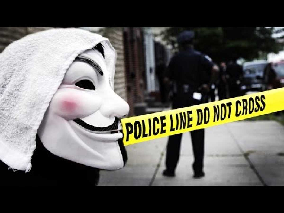 Anonymous - You Won't Believe What They Did Now... (I-85 Bridge TRUTH Seeker Neutralized)