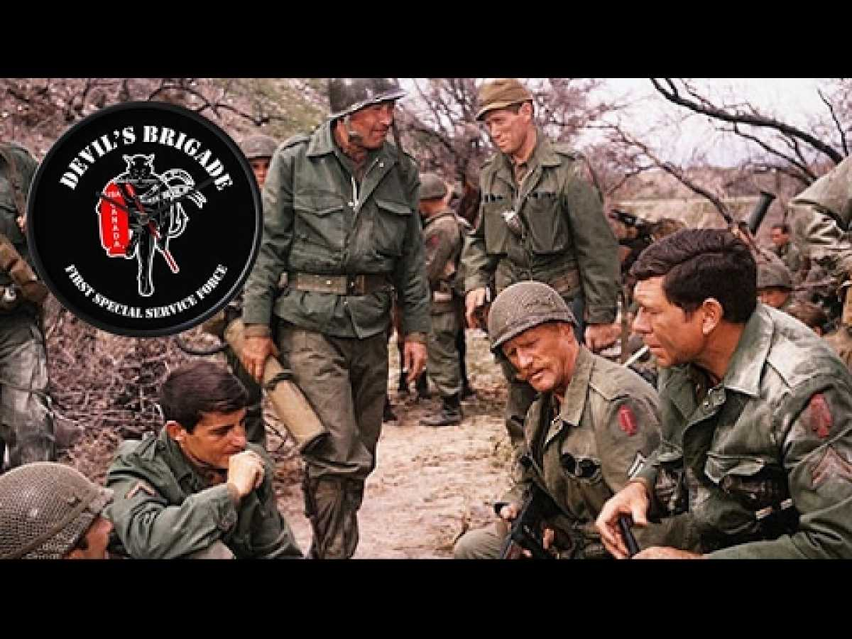 Devil's Brigade - WWII First Special Service Force