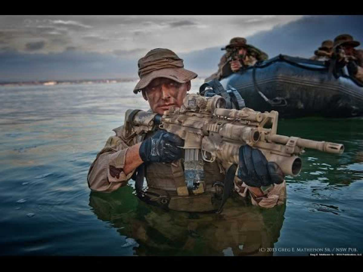 NAVY SEALs BUD/s - The History pt. 3