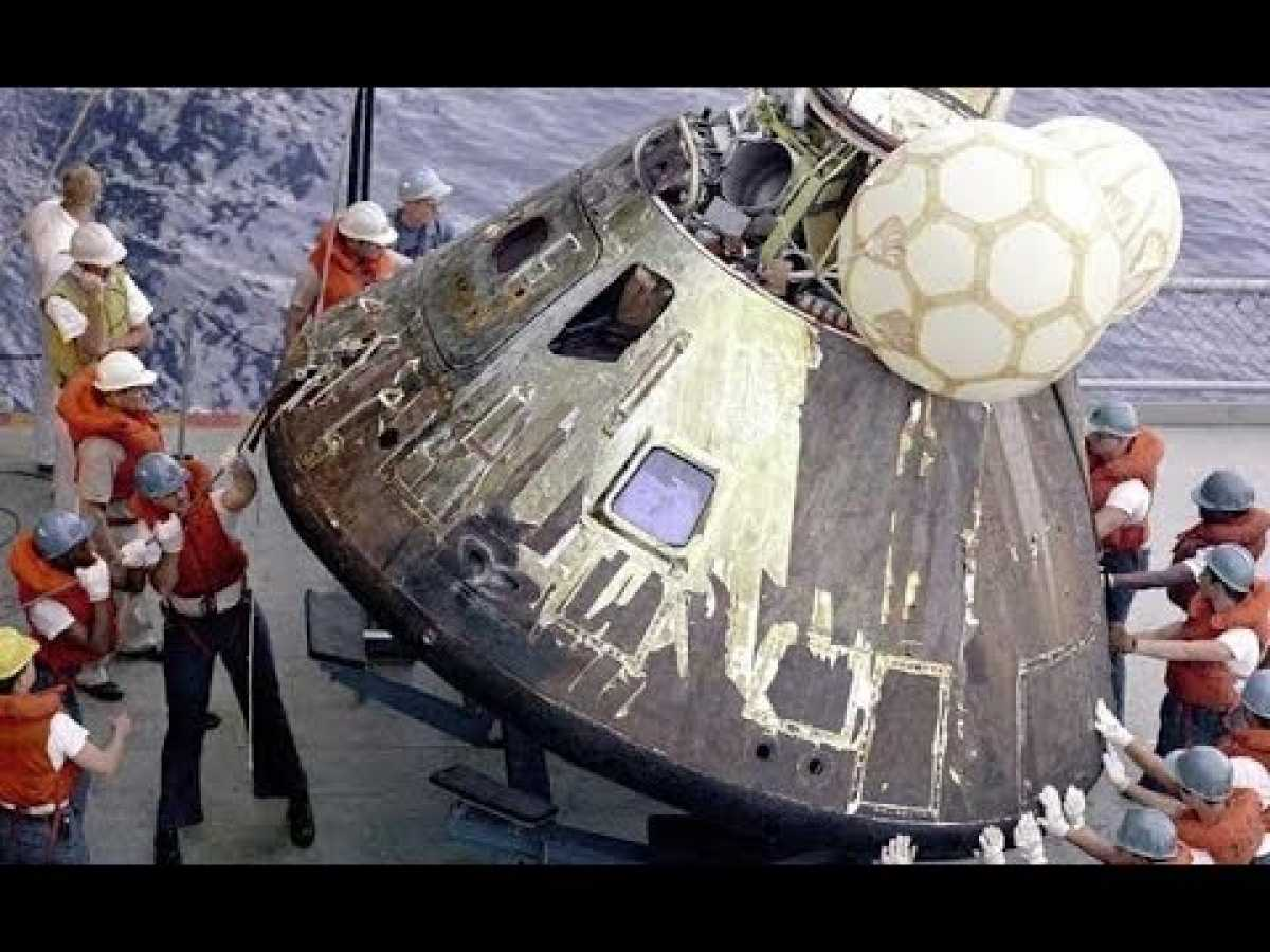 Apollo 13 The Real Story - Documentary Movies