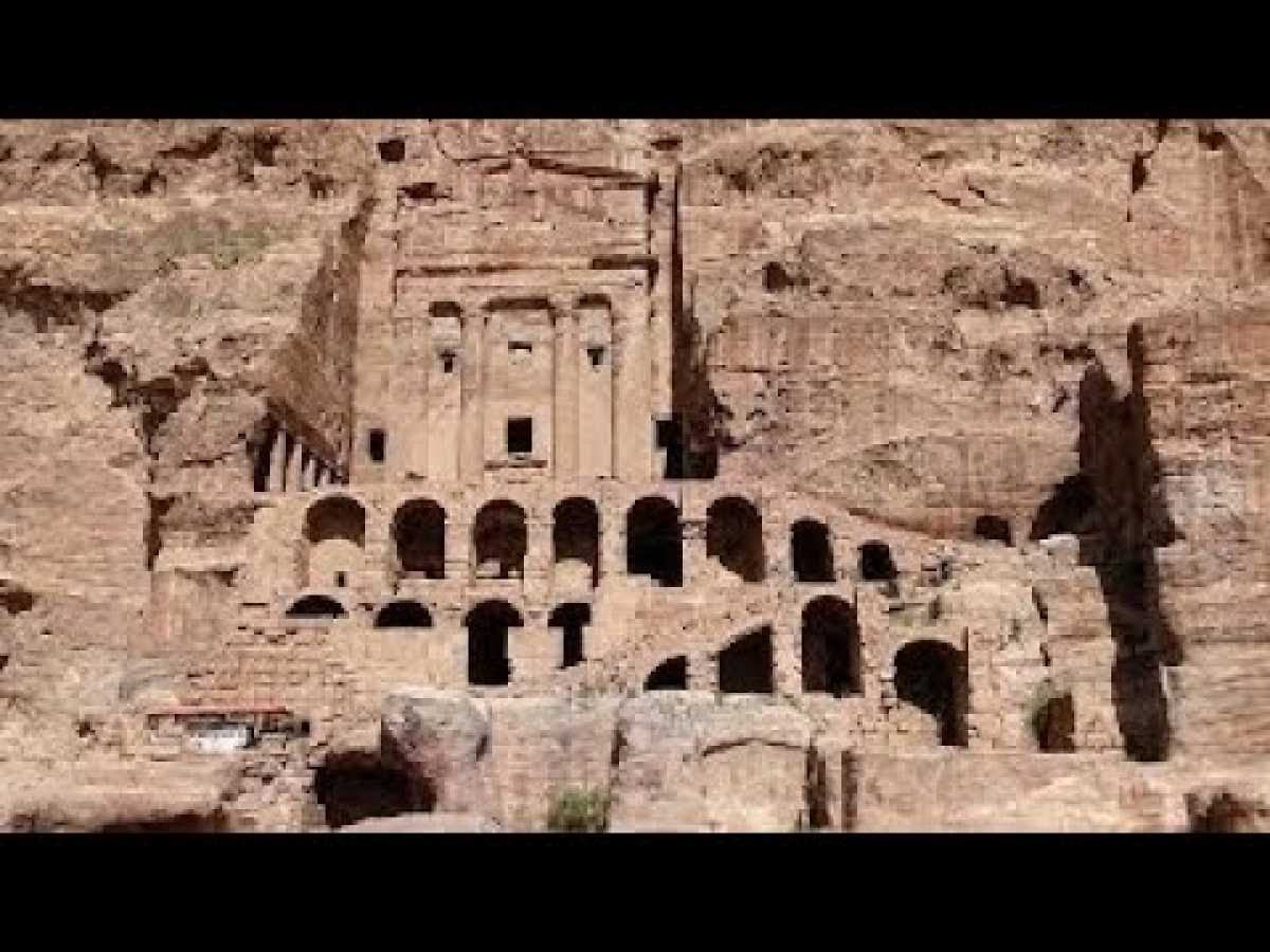 Petra Lost City of Stone Full Discovery Ancient History Documentary 2017