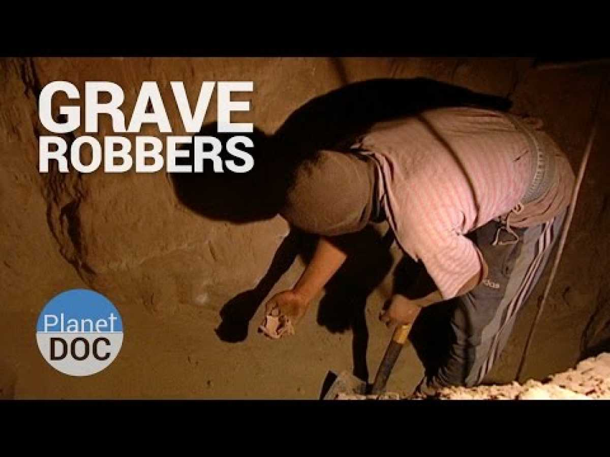 Grave Robbers. The Forerunners of the Inca | History - Planet Doc Full Documenaries