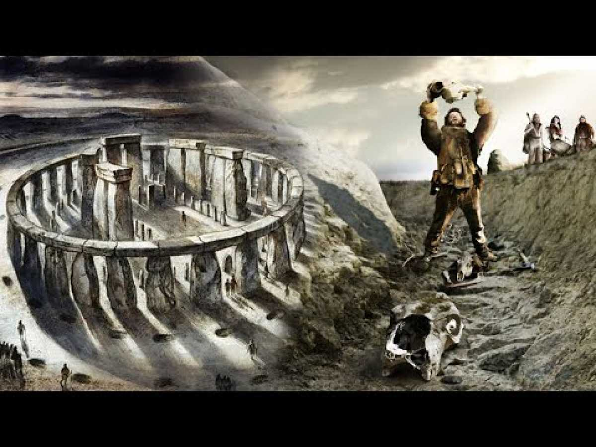 A History of Britain - Stone Age Builders (8000 BC - 2200 BC)