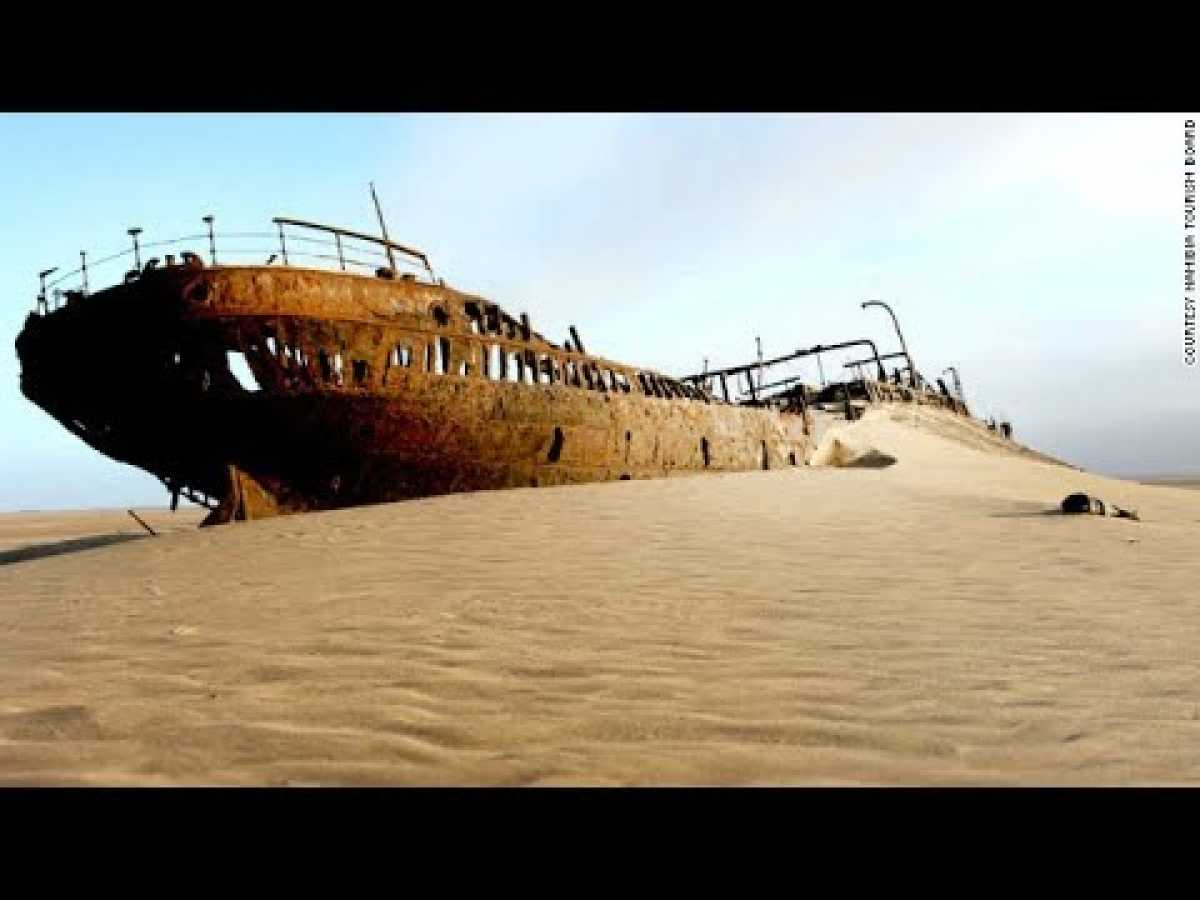 Lost Worlds: The Skeleton Coast - Nature Documentary ✔