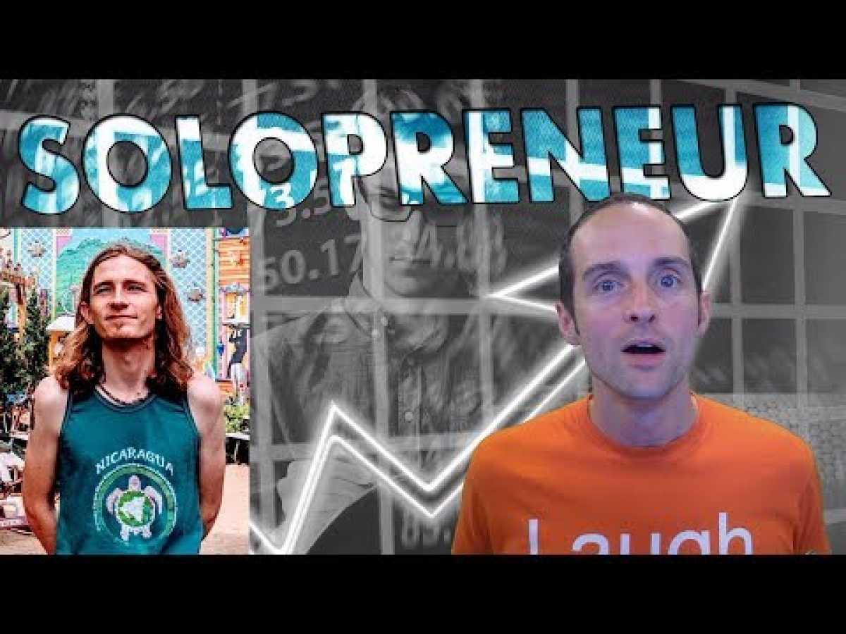 Solopreneur Life from Skillshare Ban to Making Money Online in Nicaragua with Jack Pitman