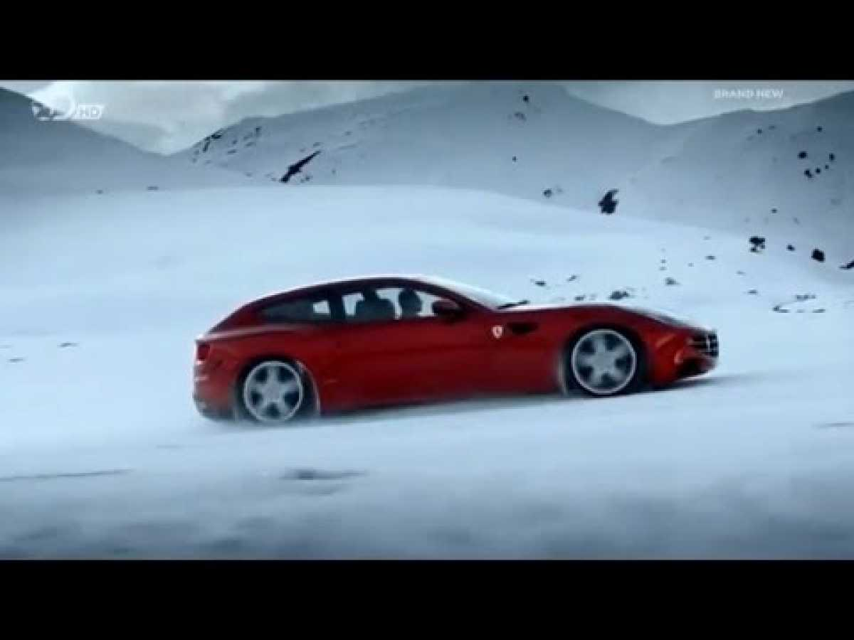 How Its Made Dream Cars s01e03 Ferrari FF