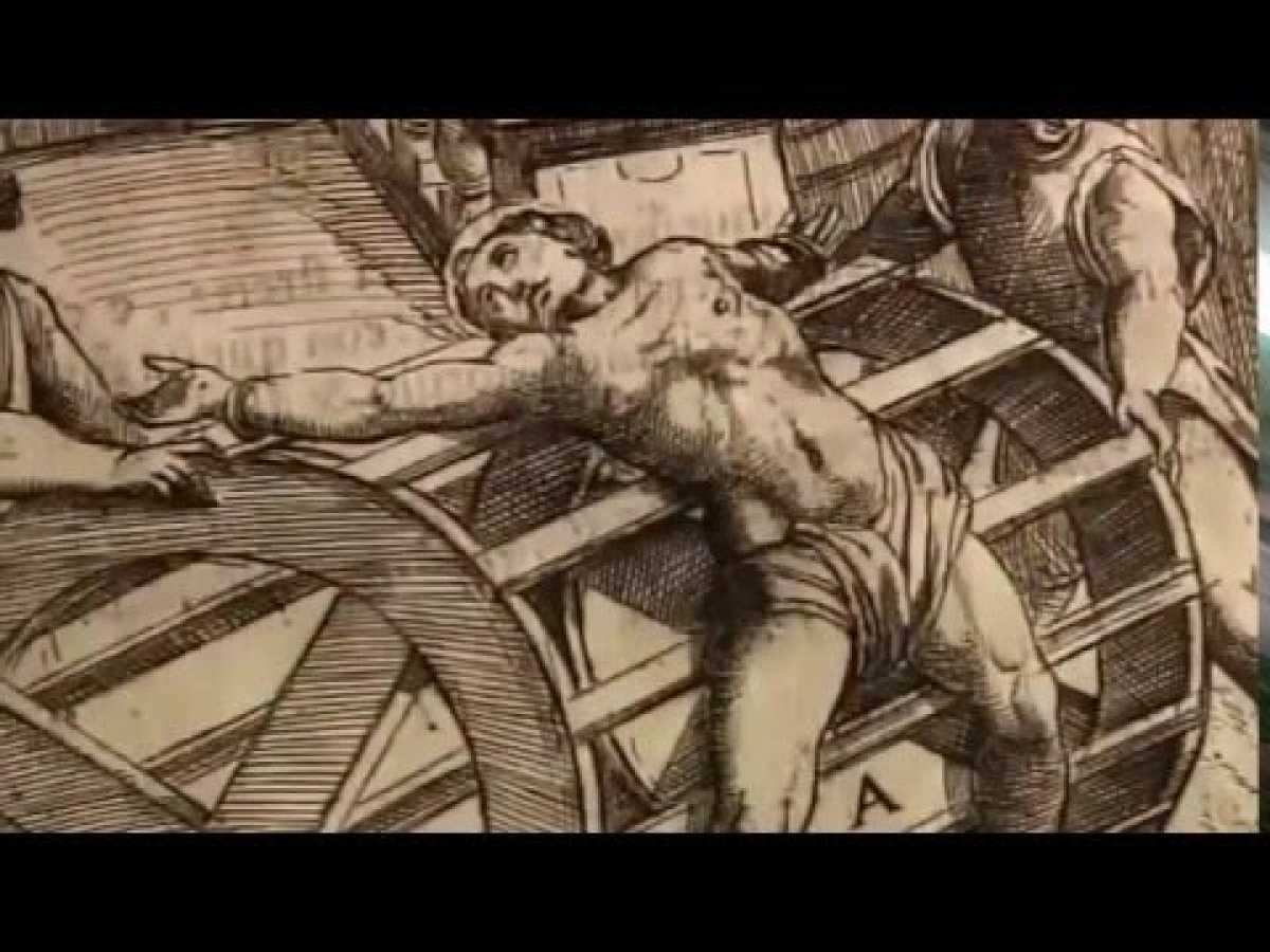 HISTORY OF TORTURE DEVICES - DOCUMENTARY - History Discovery Life (full length documentary)