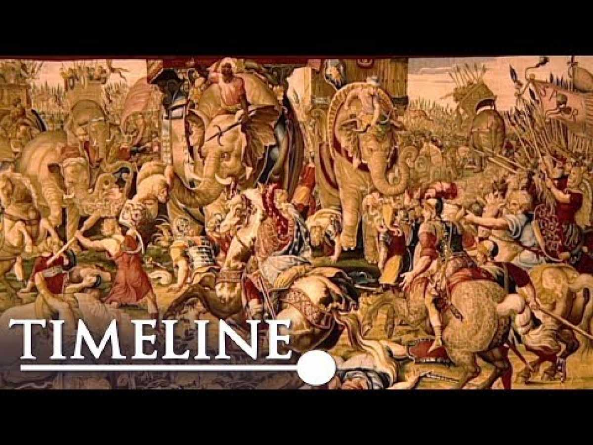 Carthage: The Roman Holocaust - Part 2 of 2 (Ancient Rome Documentary) | Timeline