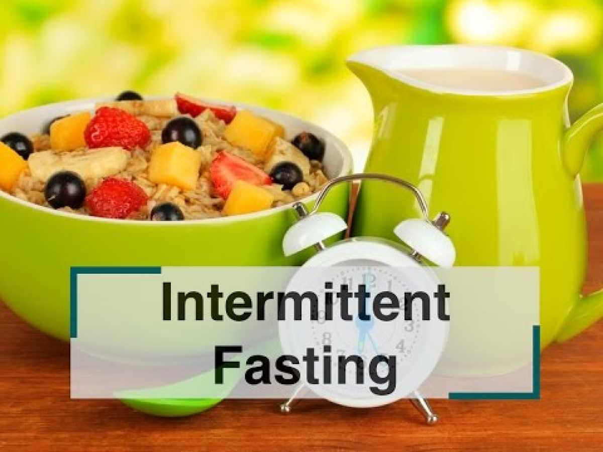 Intermittent Fasting with Dr. Mike