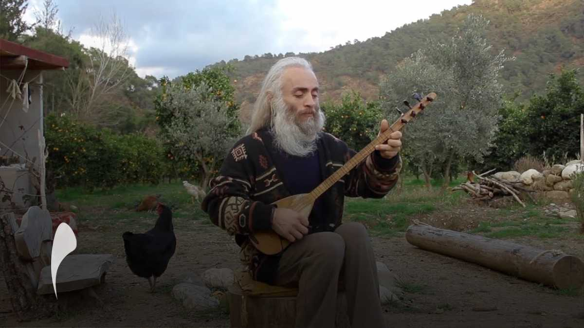 Music - Özgür Baba - Dertli Dolap (Folk Music from Turkey)