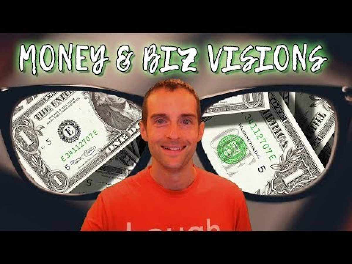 Jerry Banfield Money and Business Visions August 2019!