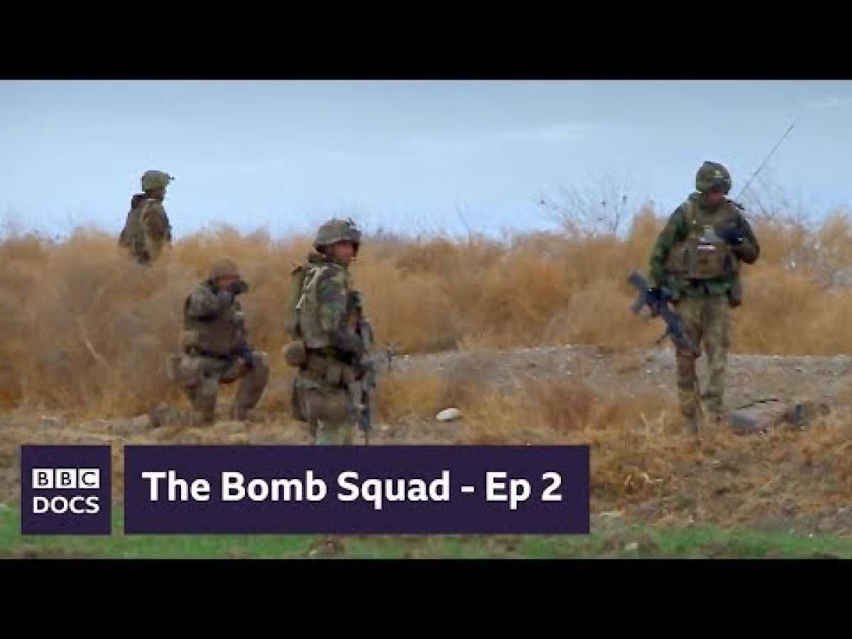 Episode 2 | The Bomb Squad | BBC Documentary