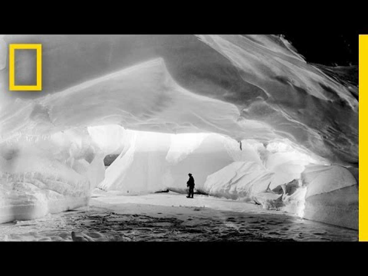 Alone on the Ice: The Best Survival Story You've Never Heard | Nat Geo Live