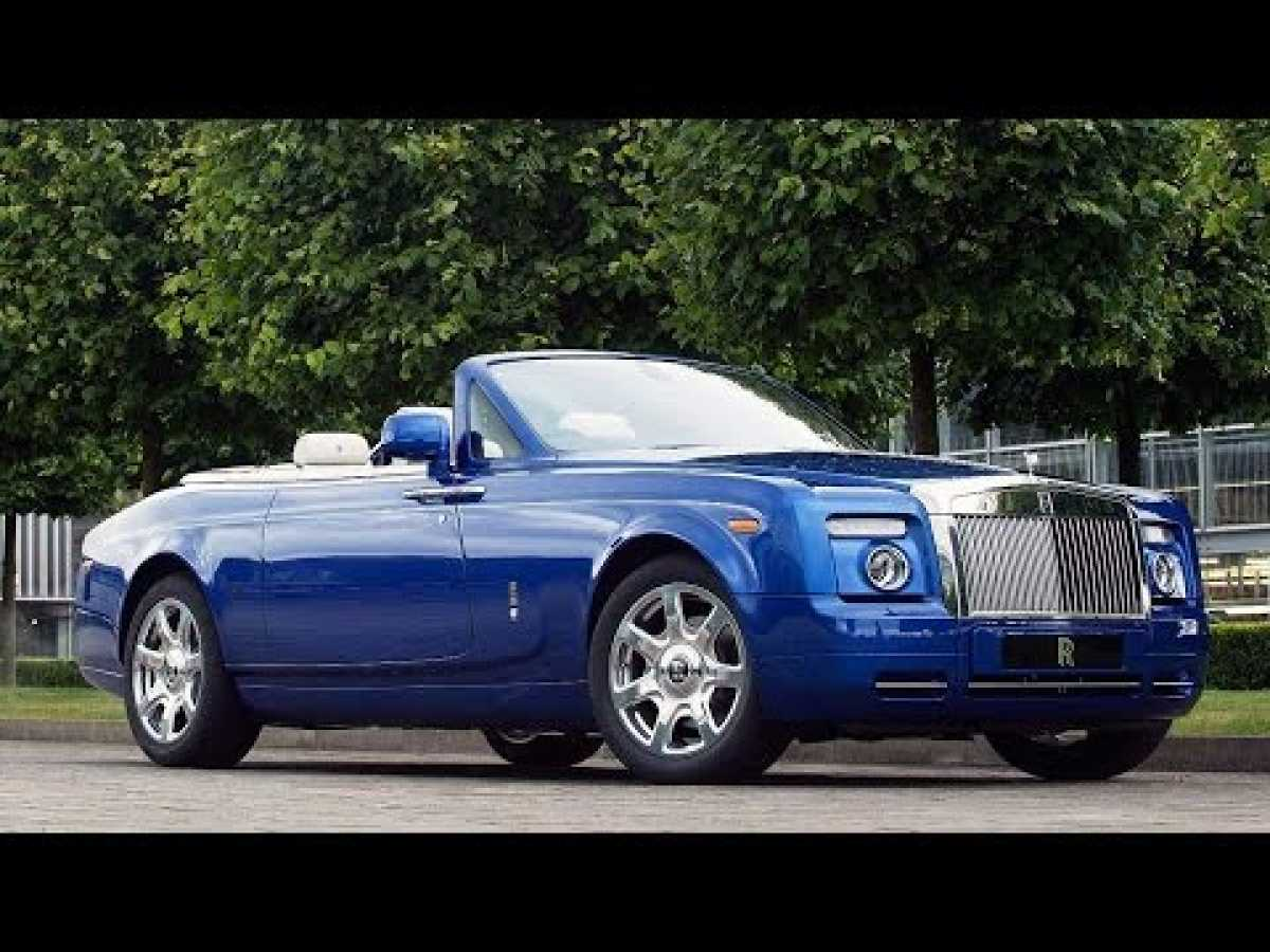 How Its Made Dream Cars s01e05 Rolls Royce Phantom