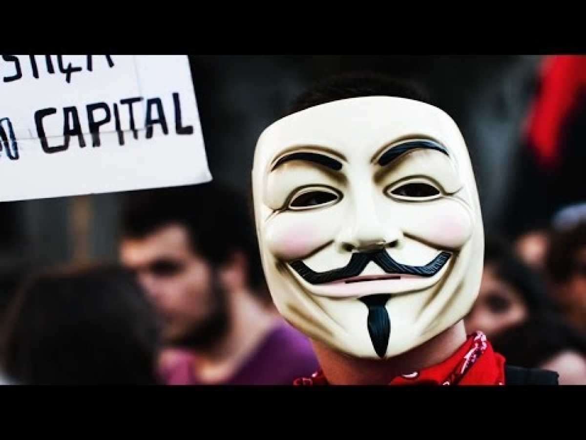 Anonymous - Watch this and WAKE UP! Message to the People 2017