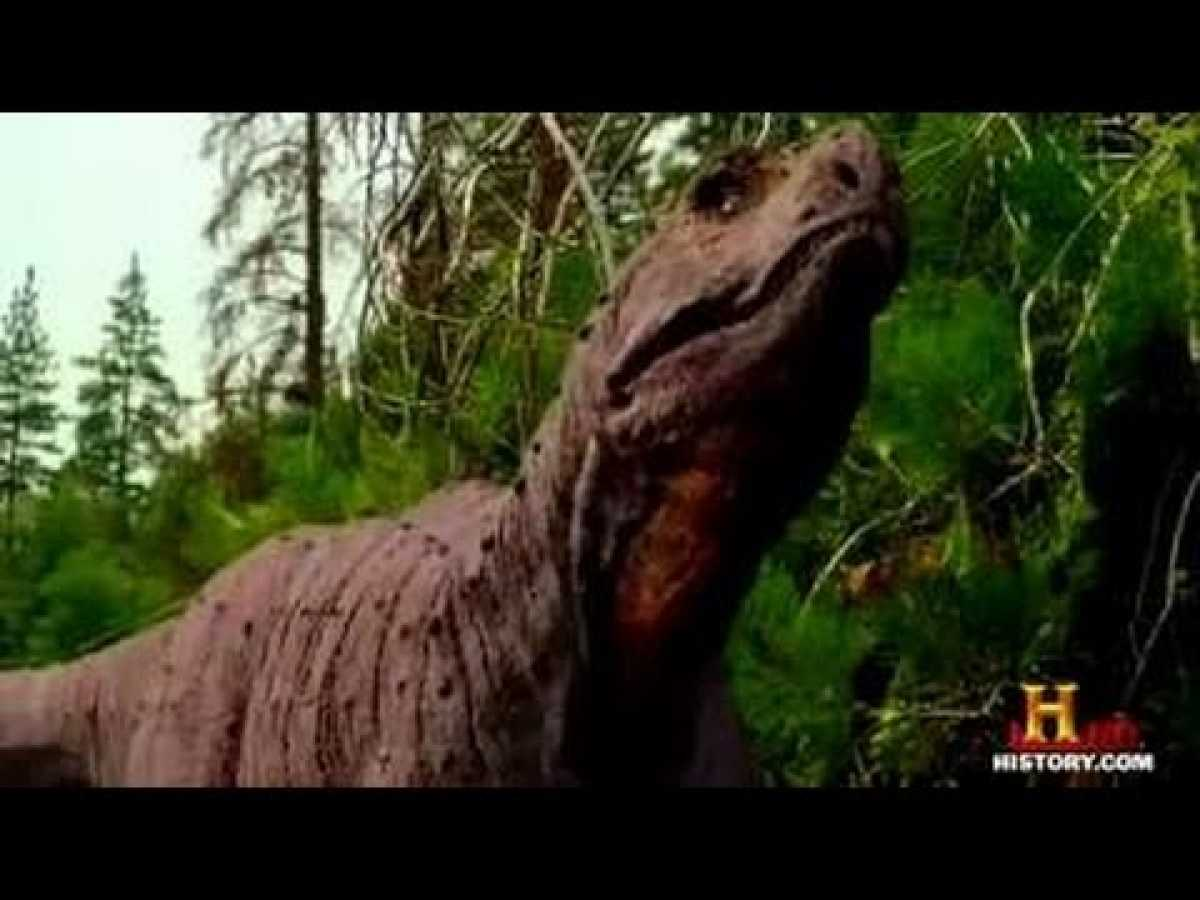 History Channel Documentary First Apocalypse Extinction of Dinosaurs
