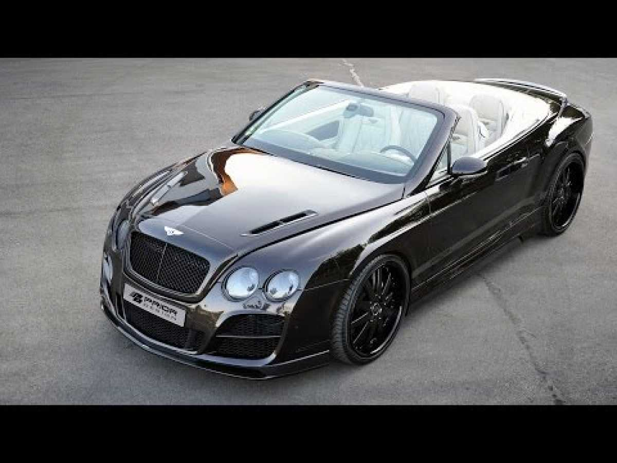How Its Made Dream Cars s01e10 Bentley Continental GT Speed