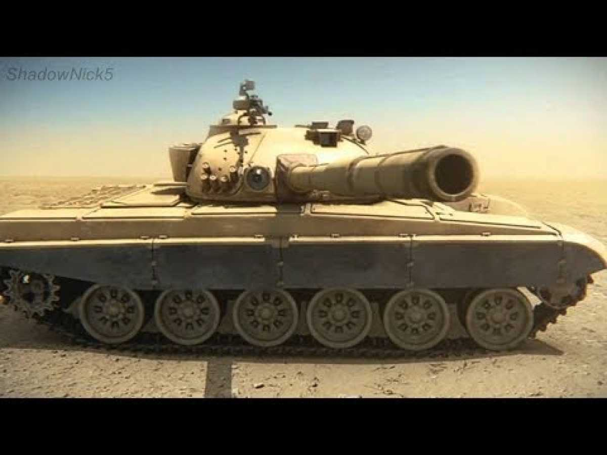 Greatest Tank Battles Series 1 The Battle of 73 Easting Documentary