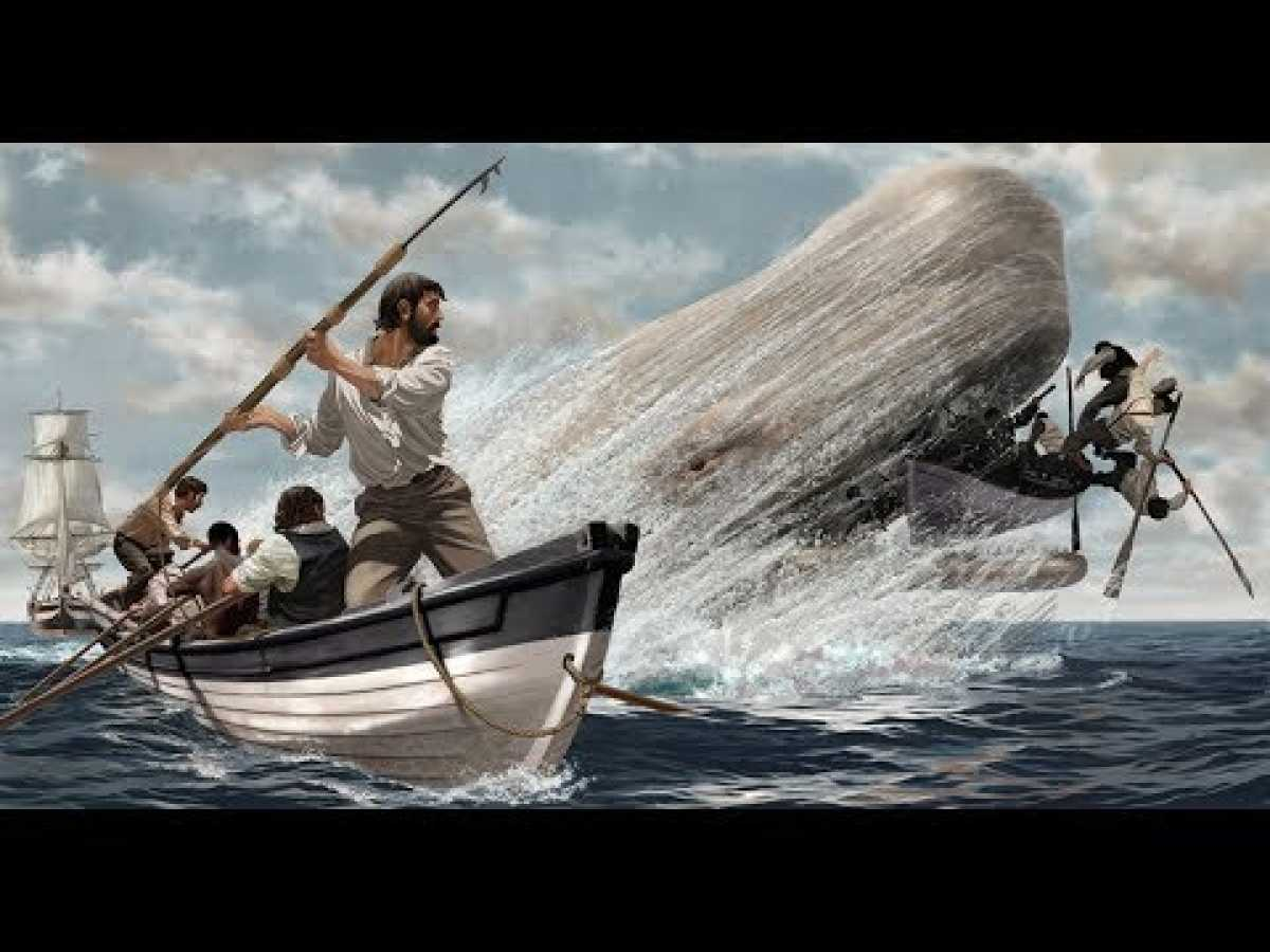 History's Mysteries - The Essex: The True Story of Moby Dick (History Channel Documentary)