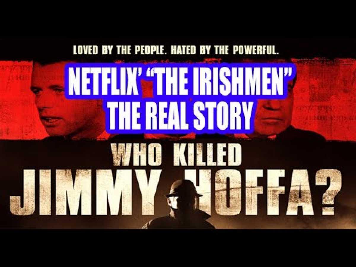 Jimmy Hoffa Netflix Movie