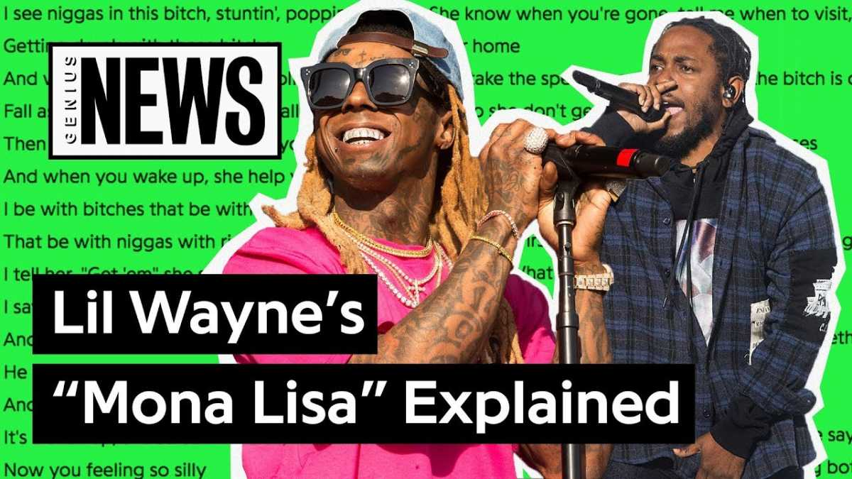 Lil Wayne Mona Lisa Lyrics