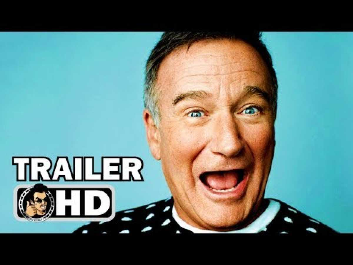 ROBIN WILLIAMS: COME INSIDE MY MIND Official Trailer (2018) HBO Documentary Movie HD