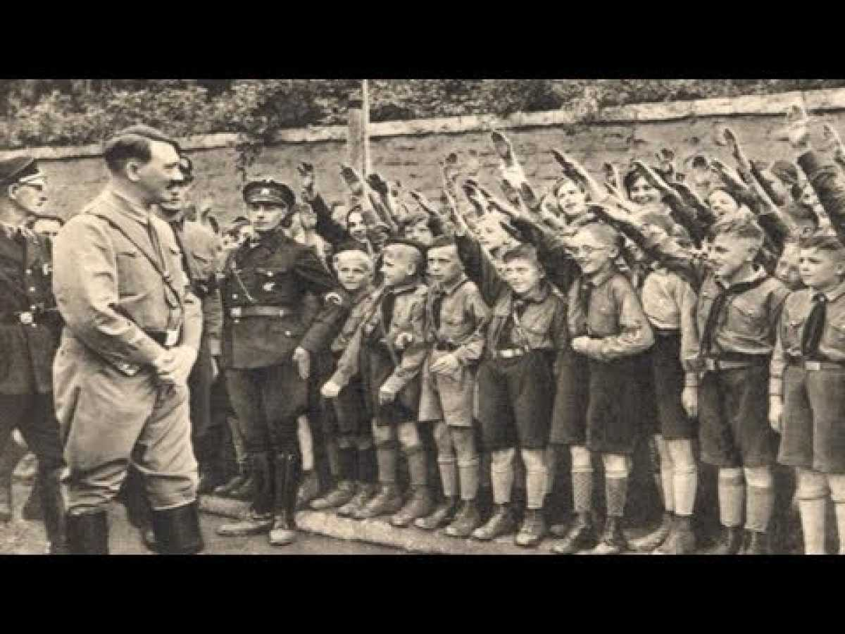 Hitler Youth - WWII Documentary
