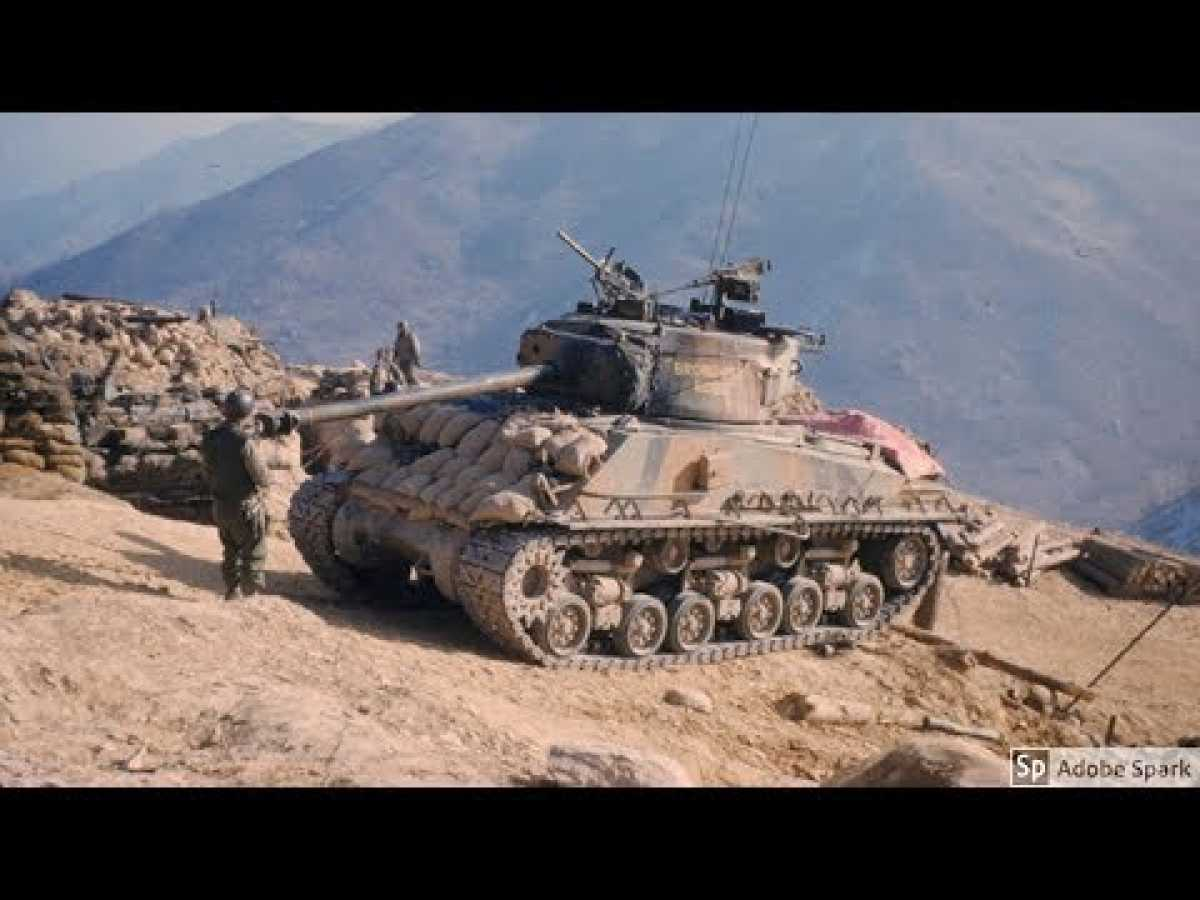 Tank Battles of Korea - Tank Documentary