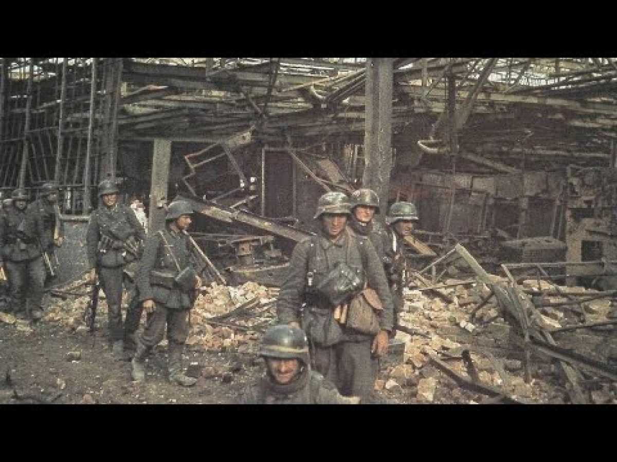 Battle of Stalingrad - 42/43 - WWII Documentary