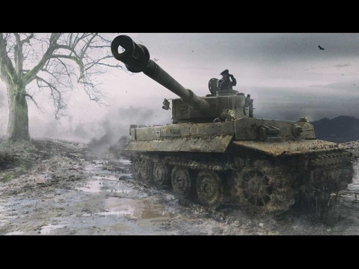 German Tiger Tank - It Struck Fear in the Hearts of Allied Soldiers WWII