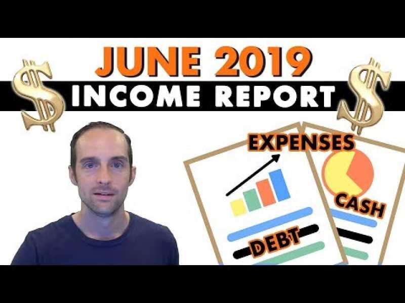 Income Report for June 2019 with Jerry Banfield