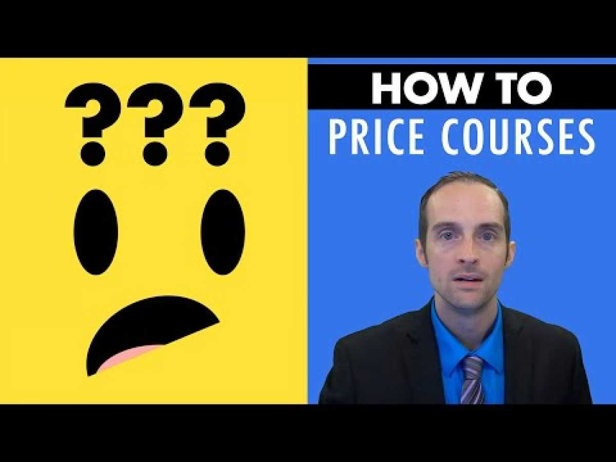 How to Price Courses on a Learning Management System or LMS Like Thinkific or Teachable