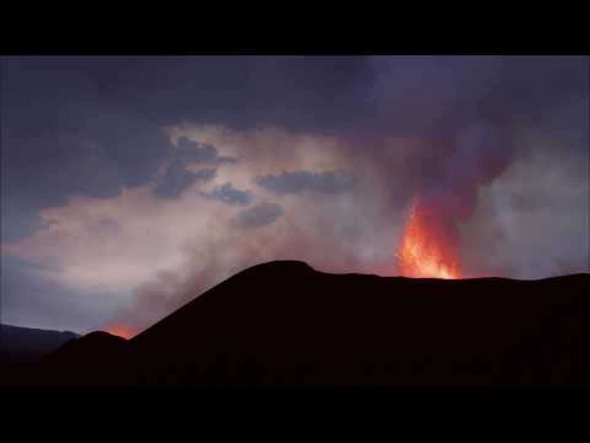 A Volcano Odyssey - Full Documentary