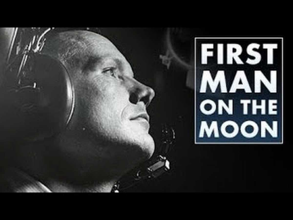 First Man on the Moon - NOVA PBS HD - 2014