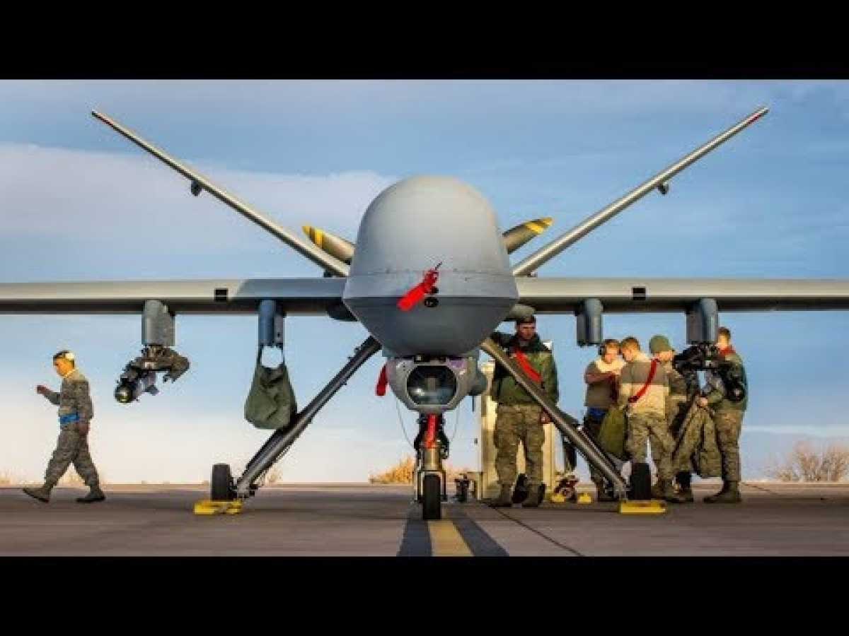 Rise of The Drones - Documentary